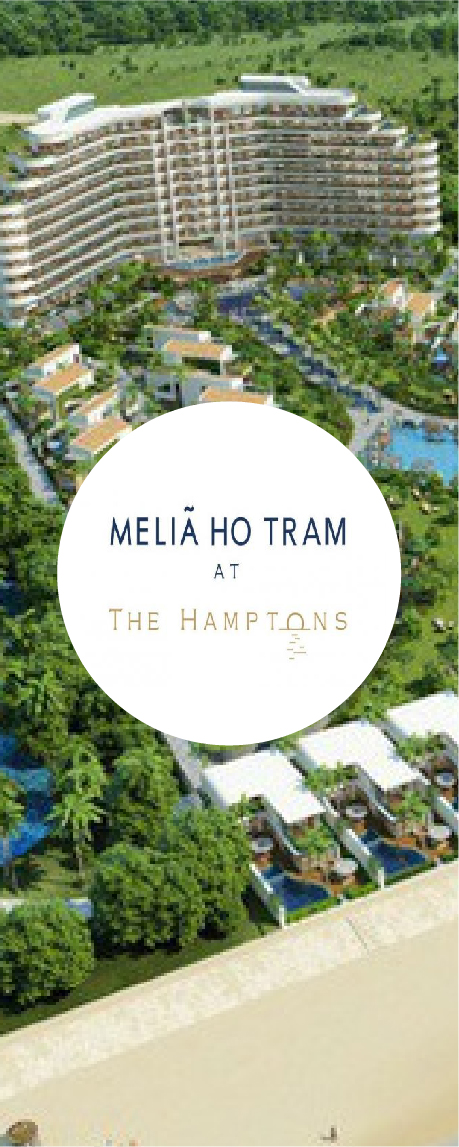 THE HAMPTONS PLAZA HỒ TRÀM