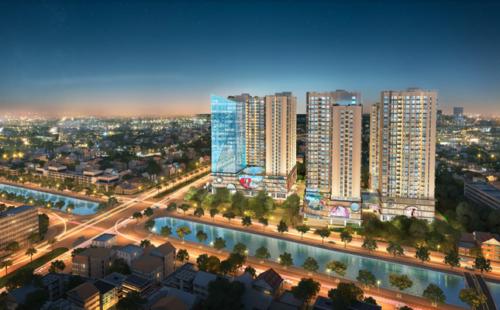Dự án Hinode City áp dụng tiêu chuẩn kỹ thuật xây dựng mới